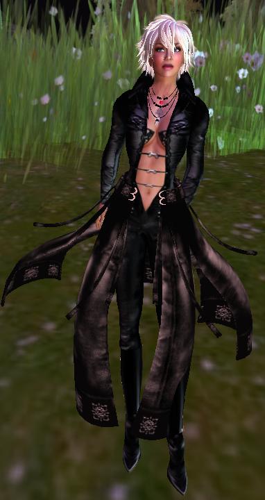 SL Ferns Leather