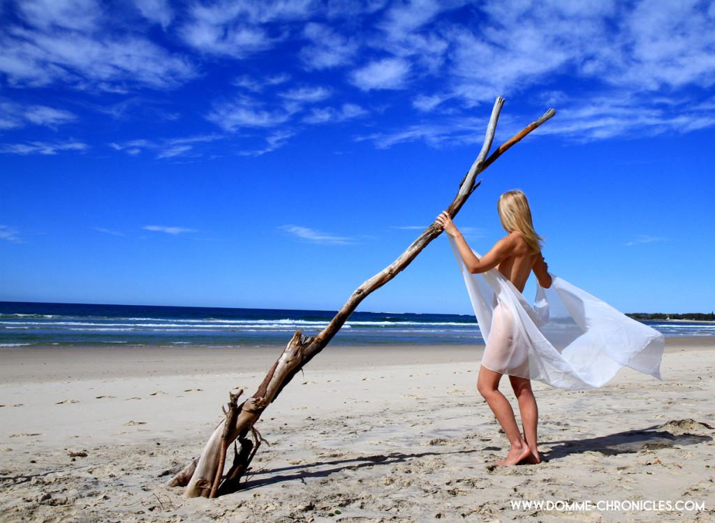 Ferns beach nude