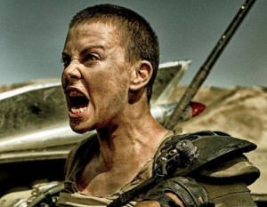theron fury road