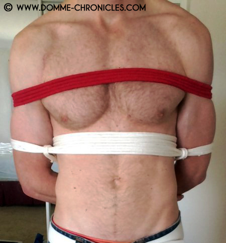cougarling chest rope