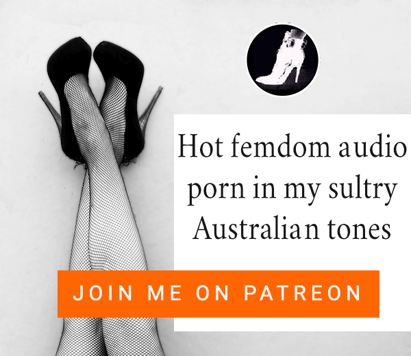 Join me on Patreon